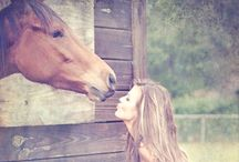 Horse & Rider Love / To all the Beauties.  https://www.facebook.com/SpeedShopNorth