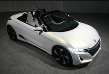 Cool Honda Concepts / Awesome Honda Concept Cars.