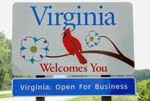 We Heart Virginia / The love of Virginia!