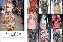 Spring/Summer 2014 Fashion Trends / Runway trends from New York, London, Milan and Paris Shows S/S 2014 Fashion Weeks