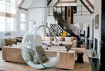 DESIGN CONTEMPORAIN Mixed with other touch of ... / by Guylene Garcia