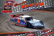 Custom Race Event Graphics / Customer race cards, posters event publications