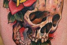 Skull Tattoo / by Marcio Lima
