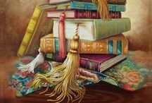 BOOKS / a book a day keeps reality away!!