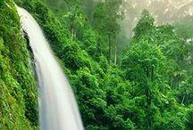 Waterfalls.... / PARADISE!!