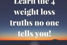Words of Lizdom / If you've seen Jennifer Hudson's, Jessica Simpson's, Charles Barkley's, or Katie Couric's weight loss success, you've just some of my work as a health and wellness expert.