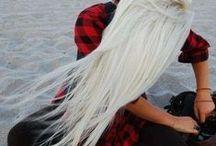 HAIR/HAIRSTYLE / VLASY - ÚČESY