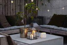 Lanterns/Candles/Fairy Lights