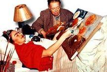 Art - Frida kahlo