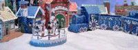 Let's Build North Pole Station for Christmas / Why not create an entire town for Christmas?  At North Pole Station you'll find so many great 3-D projects to make with the entire family.  Place it under a tree or atop a table to add some fun and excitement to your holiday parties and gatherings.  A really great craft to make with kids!
