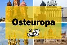 Osteuropa / Die besten Reisetipps für Osteuropa (Polen, Litauen, Lettland, Estland, Russland, Weißrussland, Ukraine)