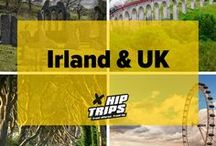 Irland & UK / Irland, England, UK, Europa, Reisen, London, Nordirland, Urlaub, Mitteleuropa, Burg, Landschaft, Big Ben