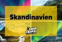 Skandinavien / Die besten Reisetipps für Skandinavien / Nordeuropa (Island, Finnland, Norwegen, Schweden und Dänemark). Reise, Farben, Landschaft