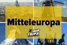 Mitteleuropa / Die besten Reisetipps für Mitteleuropa (Niederlande, Belgien, Luxemburg, Liechtenstein, Deutschland, Österreich, Schweiz)