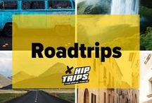 Roadtrips / Die schönsten und spektakulärsten Roadtrips.