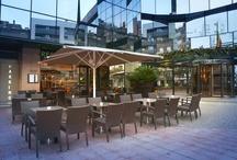La Cafeteria del Carlemany / by HotelCarlemanyGirona
