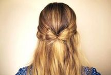 Hairstyles to try