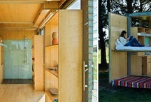 houses: container houses / by Lynn Johanson