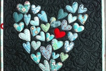 Valentine hearts have grown on me...