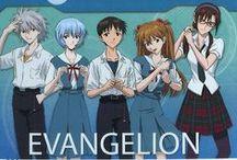 Anime IX / by Saffron Soul