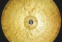 Cymbals / We have hundreds of cymbals here at DCP, this is just a small selection of them!