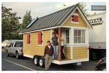 Home :: Tiny House / Ideas for a Tiny Hose
