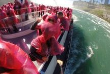 Niagara Falls Adventures / Discover the heart of Niagara Falls through Hornblower Niagara Cruises eyes.