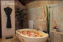 Bath Room / Interior design idea for bath room