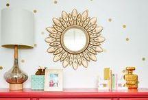 ♥ H o m e || D e c o r / Inspirações para decorar sua casa!