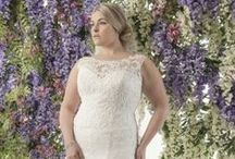 Callista Bridal / Keep up to date with the latest plus size bridal designs for beautiful brides with curves.