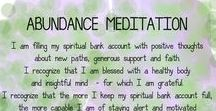 inspiration / Quotes, articles and other feel good stuff!