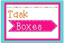 Task Boxes / Task Boxes