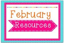 February Resources / February Resources