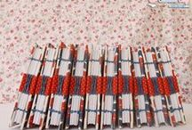 ♥ C a d e r n e t a  C r a f t / A lojinha mais linda! Visite: http://www.cadernetacraft.com.br