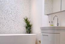 ♥ H o m e || B a t h r o o m / Inspirações de banheiros super lindos!