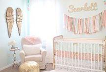 ♥ H o m e || G i r l s R o o m / Inspirações dos mais lindos quartos de menina!