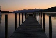 Waterways / Lake George, Glen Lake, Brant Lake, Garnet Lake, Loon Lake, Friends Lake, Thirteenth Lake, Trout Lake,Fourth Lake, Hudson River, Schroon River and more!