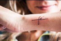 ♥ t a t t o o s / Tatuagens lindas de artistas incríveis! Inspire-se!