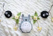 Beautiful ideas / Totoro