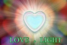 Love&Light&Serenity&Colors / Estado Natural de/do Ser...    Ser Solto... Ser Leve