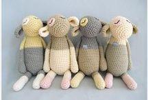 Toy Knitting & Crocheting