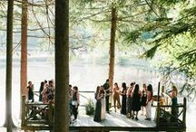Weddings / Take advantage of the lakes, mountains, and great venues and plan your wedding in the Lake George Area!