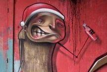 Grafite / Arte de Ruas