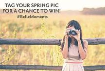 Spring Moments Photo Contest
