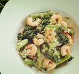 Fisch & Meeresfrüchte / Die besten Rezepte und originellsten Kombinationen rund um leckeren Fisch und feine Meeresfrüchte