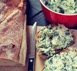 Aufstriche & Dips / Rezepte für alles, was man sich auf Brot schmieren kann