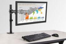 ASTI / Range of Monitor Arms