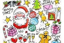 Kerst thema