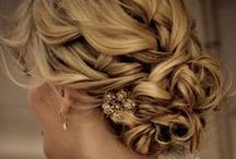 {Wedding Hairstyles}