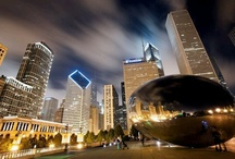 CHICAGO - MY HOME, SWEET HOME  / by Julie.